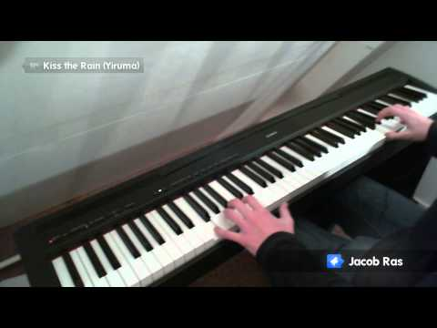 Kiss the Rain (Yiruma) piano cover -OAR8DRv7Cxg
