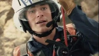 Colton Haynes in San Andreas in the role Joby