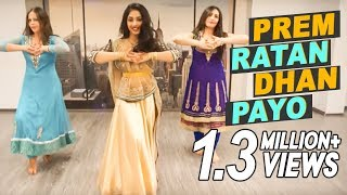getlinkyoutube.com-Ridy Sheikh - Prem Ratan Dhan Payo DANCE VIDEO| Salman Khan, Sonam Kapoor
