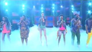 getlinkyoutube.com-Idols South Africa 2013 The Top 7 perform together for the first time this Season