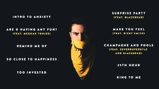 Hoodie Allen - Happy Camper (Official Full Album)