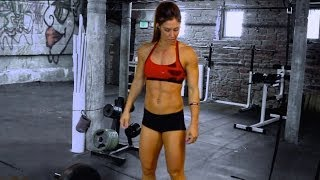 getlinkyoutube.com-Andrea Ager- CrossFit Tabata
