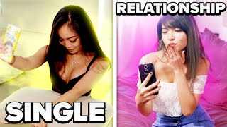 getlinkyoutube.com-SINGLE VS RELATIONSHIPS