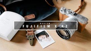 getlinkyoutube.com-EP.27 รีวิว Fujifilm X-A2