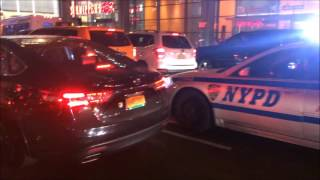 NYPD (GET OUT OF THE WAY!!!) Loud Speaker
