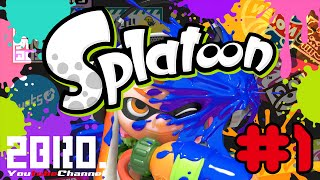 getlinkyoutube.com-#1【TPS】弟者の「Splatoon(スプラトゥーン)」【2BRO.】