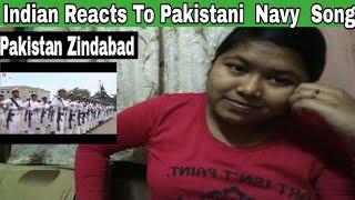 Indian Reacts To Pakistani Navy Song 2016 Pakistan Zindabad Sung By Rahat Fahet Ali Khan
