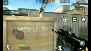 getlinkyoutube.com-Crossfire Mobile(china version) awp gameplay