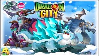 getlinkyoutube.com-Dragon City - Blizzard Island + All Dragons [First Looks & Free Combat]