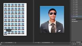 getlinkyoutube.com-ทำรูปติดบัตรหรือรูปสมัครงานอย่างง่ายๆ ด้วยโปรแกรม Photoshop  : Sivakorn