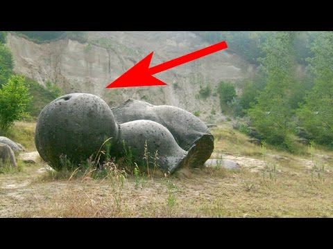 Mysterious Stones MOVE, GROW & BREED in Romania