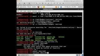 getlinkyoutube.com-Bootable pendrive for Redhat Enterprise linux