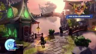 getlinkyoutube.com-Skylanders Superchargers Legendary Astroblast Gameplay