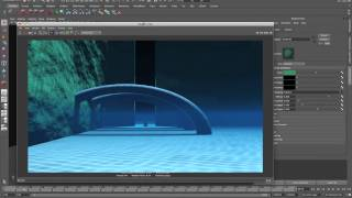 getlinkyoutube.com-Maya 2011 Underwater Preset Tutorial by Stuart Christensen