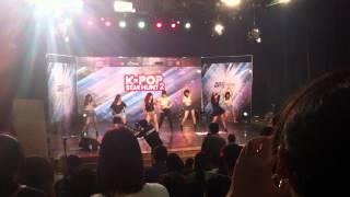 getlinkyoutube.com-Twinkle (TTS) - Dance Cover by ST.319 (Kpop Star Hunt 2 In Vietnam)
