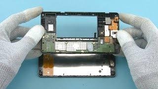 getlinkyoutube.com-Nokia XL Disassembly Full - Nokia Android