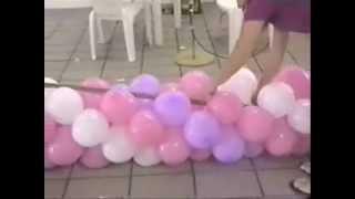 getlinkyoutube.com-Bases Para Arco de Balões