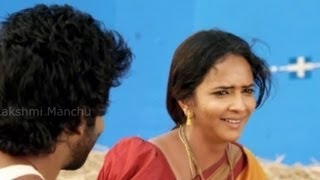 getlinkyoutube.com-Making Of Gundello Godari - Lakshmi Manchu