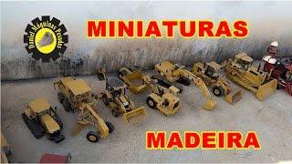 getlinkyoutube.com-Miniaturas de máquinas pesadas de madeiras/Thumbnails of heavy woods machines!