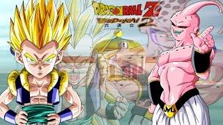 getlinkyoutube.com-Training For Xenoverse 2 Dragon Ball Z Budokai 2 Episode 9 Super Buu Attacks