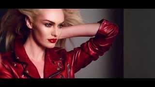 getlinkyoutube.com-Candice Swanepoel ~ Elle UK December 2013