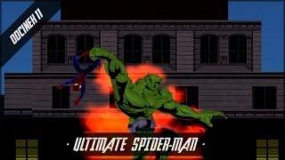 getlinkyoutube.com-Zagrajmy w Ultimate Spider-Man #11 Walka z Zielonym Goblinem