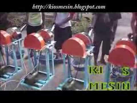 mesin perajang, pengiris, potong keripik singkong, pisang,kentang dan talas 2