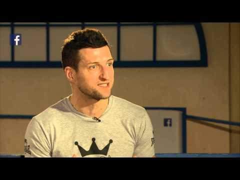 Froch v Groves Facebook Q&A - Part One @StGeorgeGroves @Carl_Froch