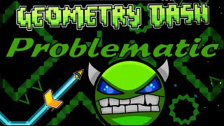 getlinkyoutube.com-Problematic! Geometry Dash Demon