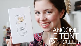 getlinkyoutube.com-Lancome Le Teint Particulier Custom Foundation Review & Demo {Hello Rigby}