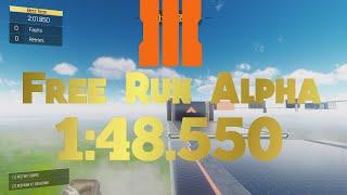"getlinkyoutube.com-Black Ops 3 Free Run Alpha (1:48.550) ""PC WORLD RECORD"""