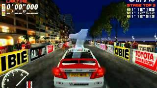 getlinkyoutube.com-SEGA Rally 2 arcade