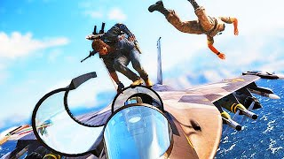 getlinkyoutube.com-JUST CAUSE 3 FUNNY MOMENTS! (Hilarious Gameplay)