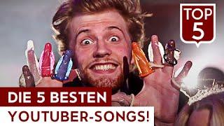 getlinkyoutube.com-DIE 5 BESTEN YOUTUBER-SONGS! | TWIN.TV