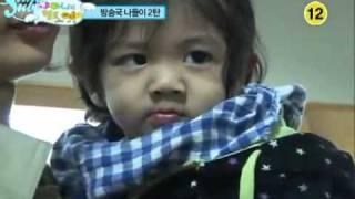 getlinkyoutube.com-Super Junior cuts on SHINee hello baby