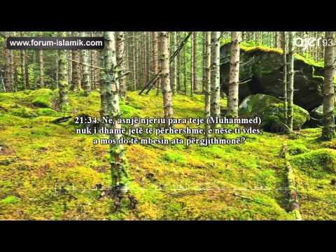 Recitim mahnitës nga Shejh: Mahir el Muajkali - Ajete nga Kaptina el Enbija - 26-38