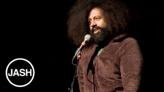 Reggie Watts - Life on the Road - Episode 1