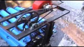 getlinkyoutube.com-Microhydro Turbine from scrap