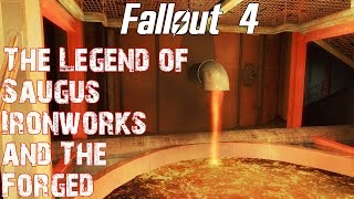 getlinkyoutube.com-Fallout 4- The Legend of Saugus Ironworks and The Forged