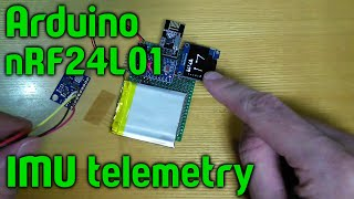 getlinkyoutube.com-IMU telemetry via nRF24L01 ack payload (arduino)