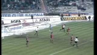 getlinkyoutube.com-Bayern München vs. Inter (0:2) Highlights 1988