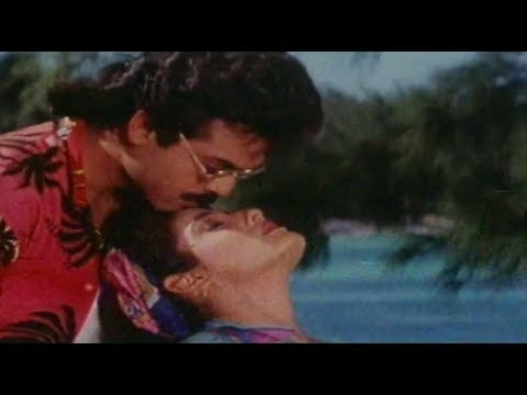 Venkatesh - Mera Dil Deewana -  Taqdeerwala - Raveena Tandon