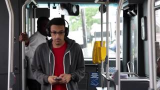 Mobile Ticketing on NICE Bus with Masabi's JustRide