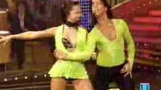 getlinkyoutube.com-Adrian y Anita. Presentación en Mira quien baila