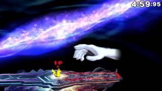 getlinkyoutube.com-Super Smash Bros Final Destination Master Hand Battles (1999 to 2014) Generations
