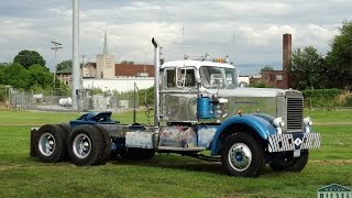 getlinkyoutube.com-1960 Autocar Semi Truck - 2015 ATHS York, PA