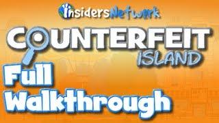 getlinkyoutube.com-★ Poptropica: Counterfeit Island Full Walkthrough ★
