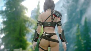 getlinkyoutube.com-Skyrim Ultra Realistic Graphics Mod Part 2 - 1080p HD