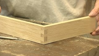 getlinkyoutube.com-How to make a Dovetail Joint - The Three Joints - with Paul Sellers