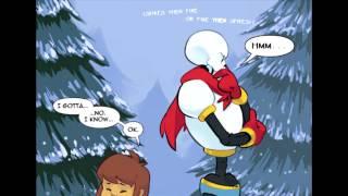 getlinkyoutube.com-[Comic Fandub] Undertale - Frisk reveals Chara